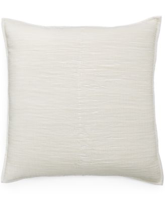 Hotel Collection Woven Texture European Sham