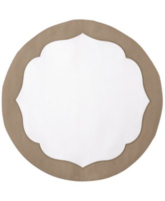 Waterford Cassia Placemat Round