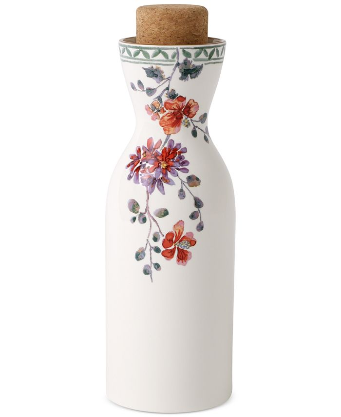 Villeroy & Boch - Artesano Provençal Verdure Pitcher with Cork Stopper