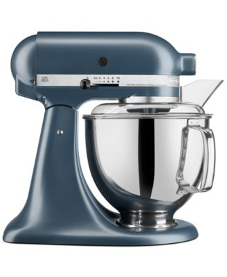 KitchenAid KSM150AP Architect 5 Qt. Stand Mixer + FREE Food Grinder Attachment, a $49.99 Value