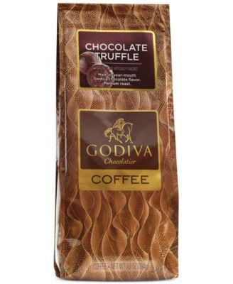 Godiva Coffee, 10-oz. Chocolate Truffle Flavored Coffee