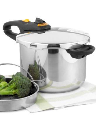 Fagor Duo Pressure Cooker, 6 Qt.
