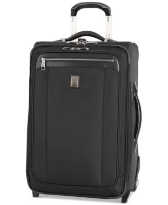 "Travelpro Platinum Magna 2 22"" Carry On Expandable Suiter Rolling Suitcase"