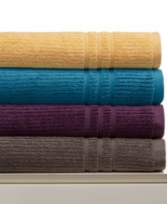 "CLOSEOUT! Martha Stewart Collection Quick Dry 16"" x 26"" Hand Towel"