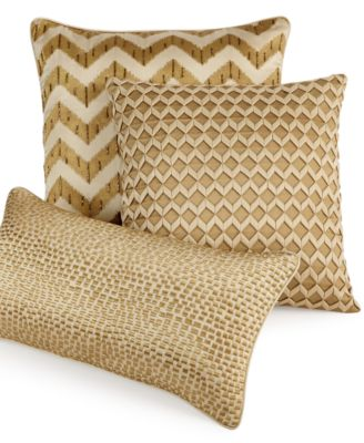 "Hotel Collection Mosaic 16"" Square Decorative Pillow"