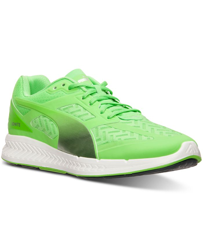 Puma - Men's Ignite Powercool Running Sneakers from Finish Line
