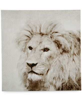 Graham & Brown Canvas Wild Thing Roar Wall Art