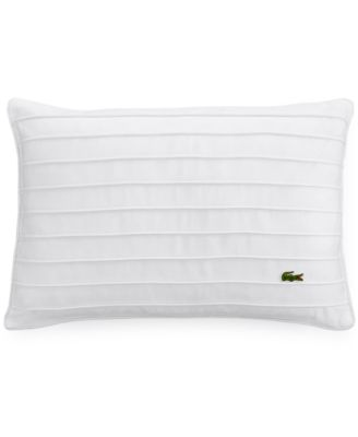 "Lacoste Inserted Corded 12"" x 18"" Decorative Pillow"