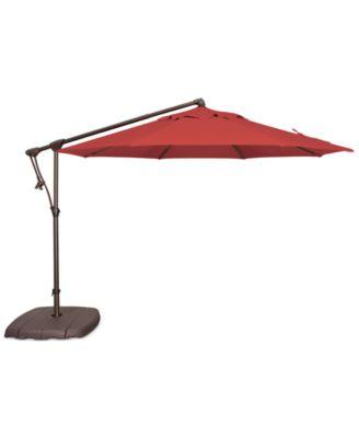 "10"" Cantilever Umbrella, Direct Ships for $9.95!"
