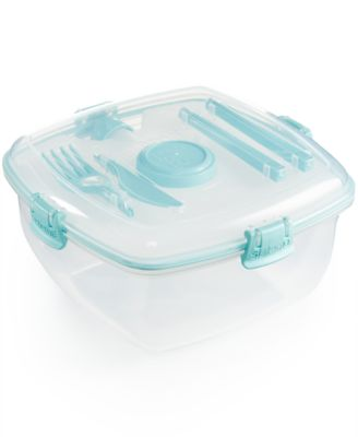 Martha Stewart Collection Chill It Lunch Set, Only at Macy's