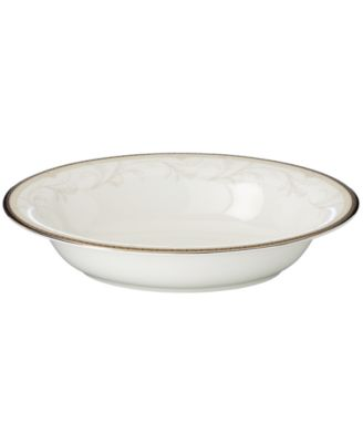 "Waterford Brocade 9.75"" Open Vegetable Bowl"