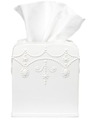 Lenox Bath French Perle Tissue Holder