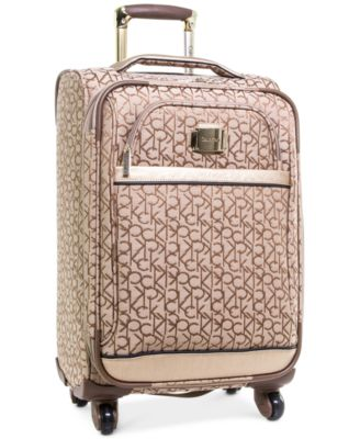 "Calvin Klein Nolita 3.0 20"" Carry-on Spinner Suitcase, Only at Macy's"