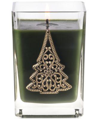 Aromatique Home Fragrance Medium Holiday Cube Candle