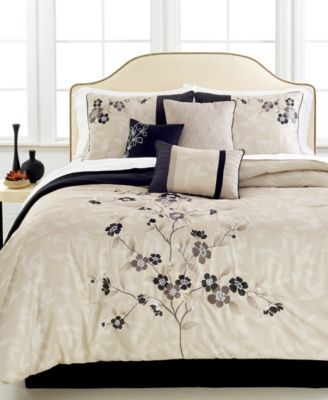 Mirabelle 7-Pc. King Comforter Set