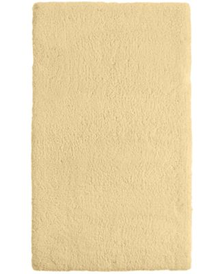 "CLOSEOUT! Martha Stewart Collection Ultimate Plush 25"" x 45"" Rug, Only at Macy's"
