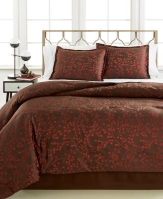 CLOSEOUT! Sakura 4-Pc. King Comforter Set