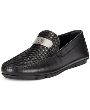Roberto Cavalli Mixmedia Bit Drivers Men's Shoes