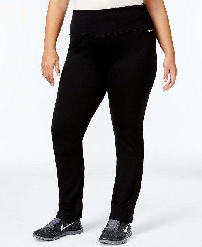 Calvin Klein - Plus Size Pull-On Active Leggings
