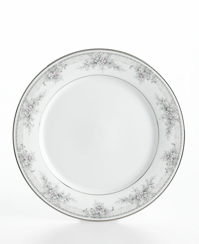 "Noritake ""Sweet Leilani"" Dinner Plate"