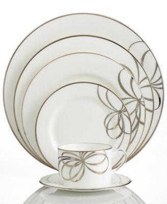 kate spade new york Belle Boulevard 5 Piece Place Setting
