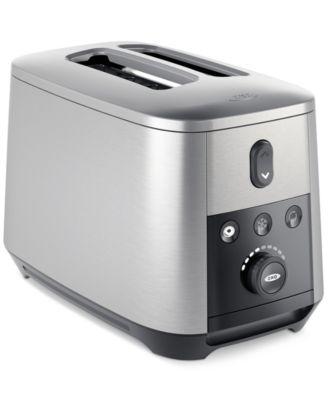 OXO 8710400 2-Slice Motorized Toaster