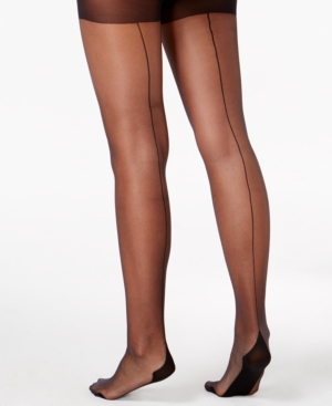Pretty Polly Backseam Tights $10.32 AT vintagedancer.com