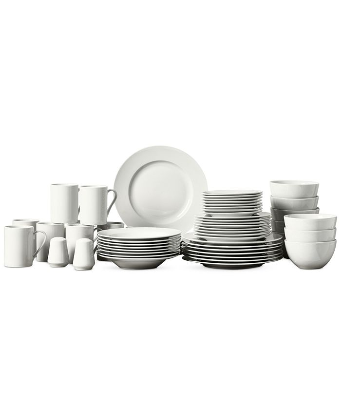 Tabletops Unlimited - 50-Pc. Soleil Dinnerware Set