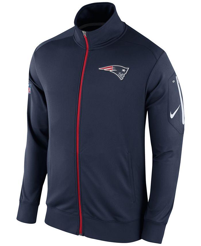 Nike - Men's New England Patriots Empower Jacket