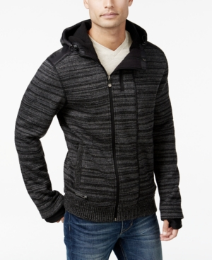 Point Zero Hooded Fleece Jacket