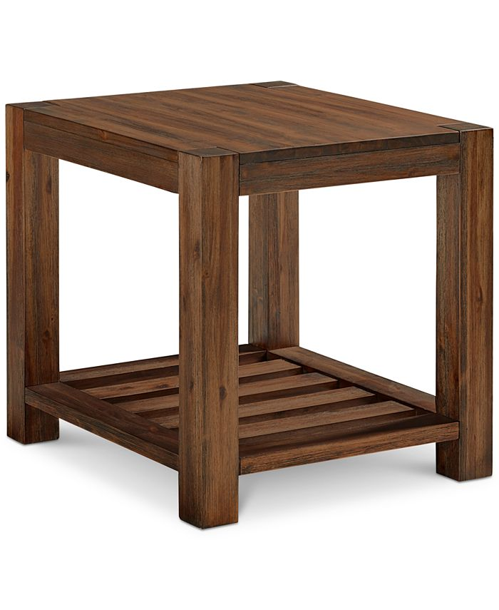 Furniture Avondale End Table Created For Macy S Reviews Furniture Macy S