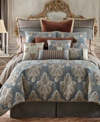 Waterford Hilliard King Duvet Cover