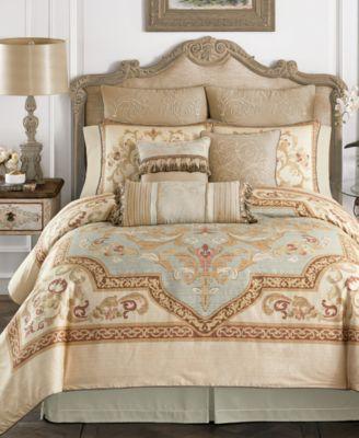 Croscill Lorraine King Comforter Set