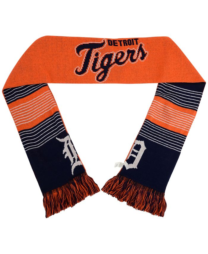 Forever Collectibles - Detroit Tigers Reversible Split Logo Scarf