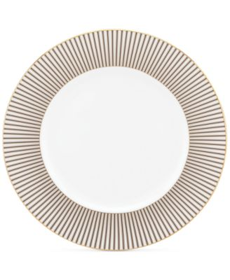 Brian Gluckstein by Lenox Audrey Bone China Dinner Plate