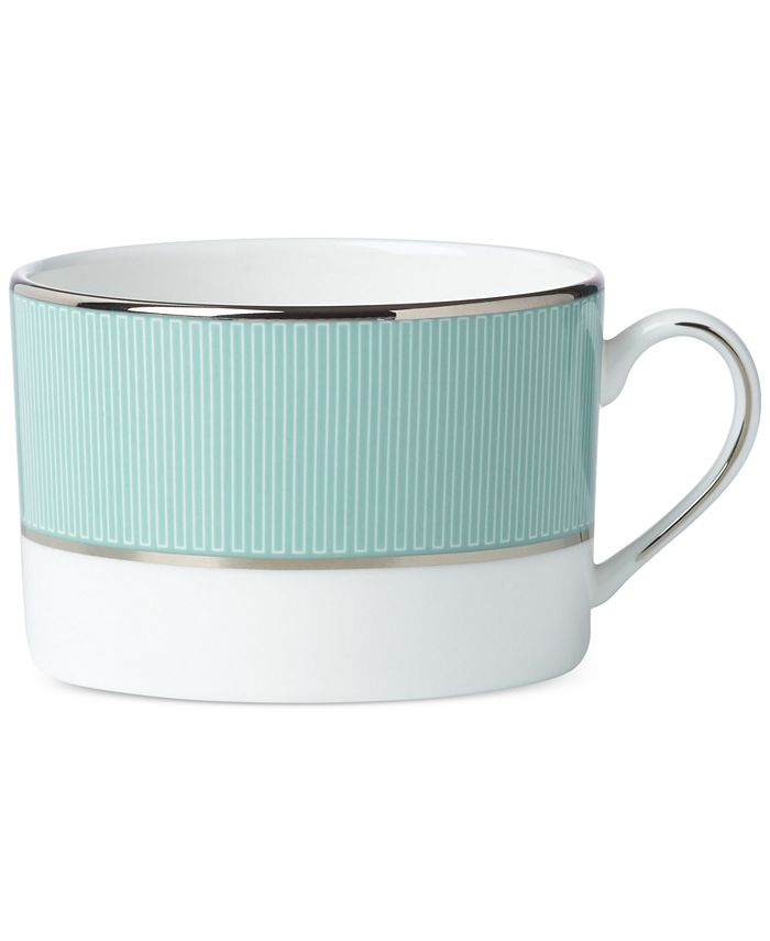 Lenox - Clara Aqua Collection Bone China Can Cup