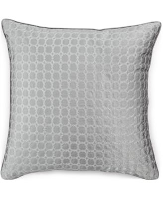 "Hotel Collection Chalice 20"" Square Decorative Pillow, Only at Macy's"