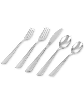 J.A. Henckels Fortuna 42-Pc. 18/10 Stainless Steel Flatware Set, Service For 8