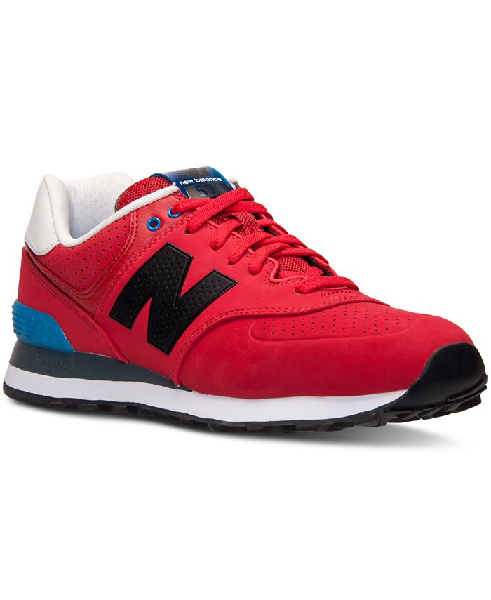 New Balance - Men's 574 Acrylic Casual Sneakers from Finish Line