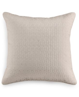 "Hotel Collection Finest Sunburst 18"" Square Decorative Pillow, Only at Macy's"