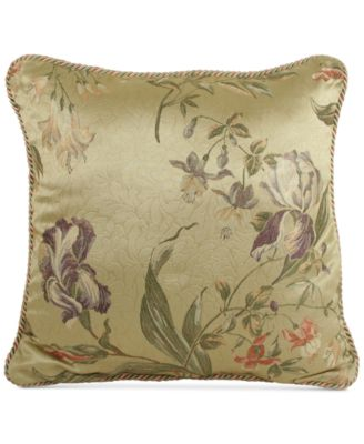 "Croscill Iris 18"" Square Decorative Pillow"