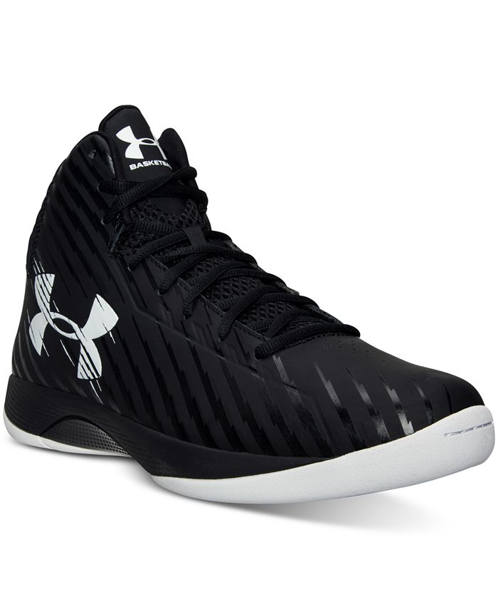 Under Armour - Men's Jet Basketball Sneakers from Finish Line