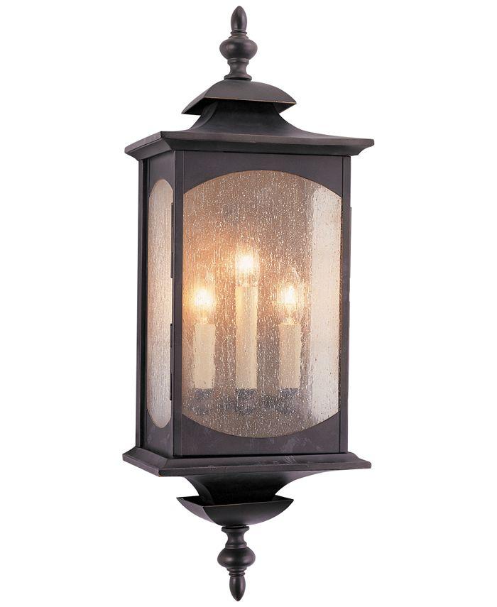 Centennial - Market Square 3-Light Wall Lantern
