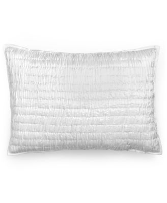 Hotel Collection Finest Crescent Quilted Standard Sham, Only at Macy's