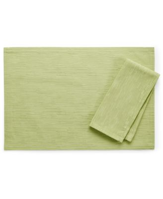 "Bardwil Continental Collection 19"" X 19"" Kiwi Napkin"