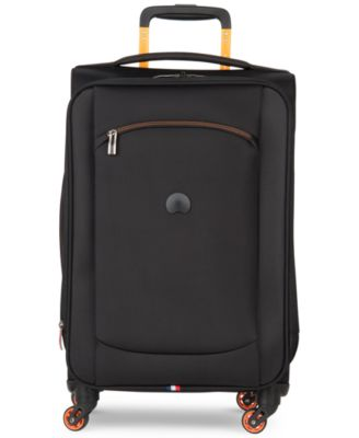 """Delsey Hyperlite 2.0 20"""" Carry-on Expandable Spinner Suitcase, Only at Macy's"""