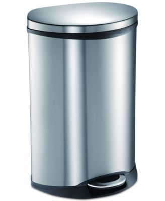 Household Essentials EKO 50L Shell Trash Can