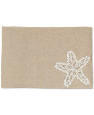 Homewear Starfish Placemat