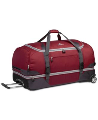 "High Sierra Sportour 34"" Rolling Drop Bottom Duffel"