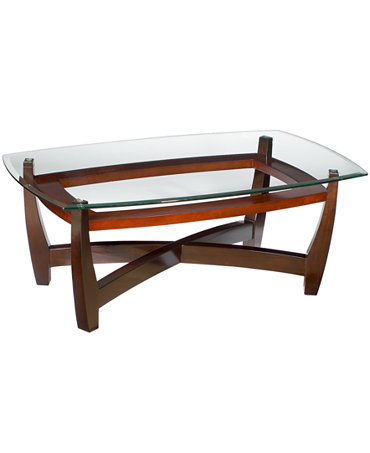 elation rectangular coffee table furniture macy 39 s
